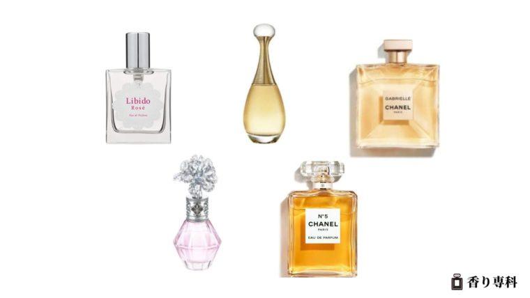 イランイランの香りの香水